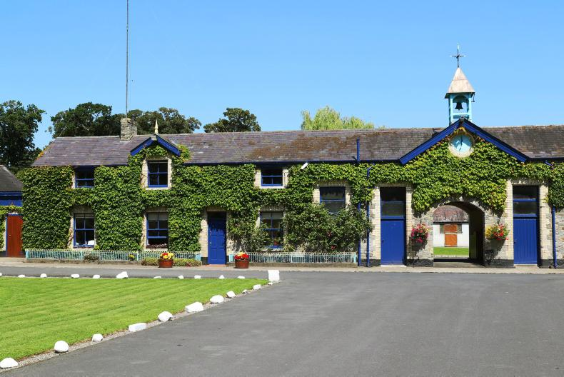 Frank Dunne linked to Ballymacoll Stud sale