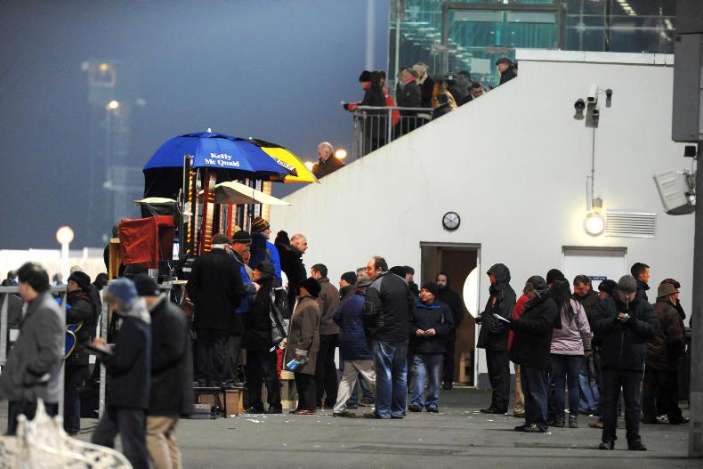 Dundalk betting ring legal fees estimated at €2 million