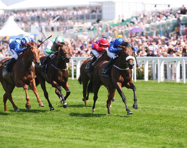 RORY DELARGY: Royal Ascot reflections - pacemaker problems