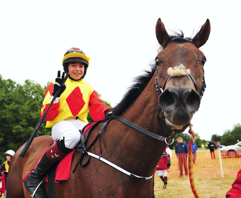 HORSE AND PONY RACING: Byrnes brings home Ballingarry Derby