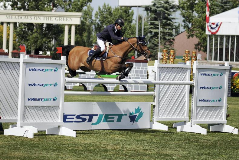 INTERNATIONAL: Swail and Coyle win at Spruce Meadows
