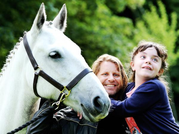 ChildVision extends equine programme