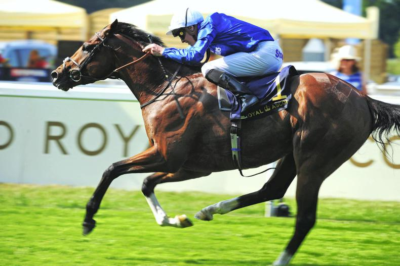 St James's Palace hero Barney Roy confirmed for Eclipse mission at Sandown