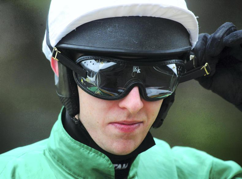 Mark Walsh on the easy list after suffering fractured cheekbone at Tipperary