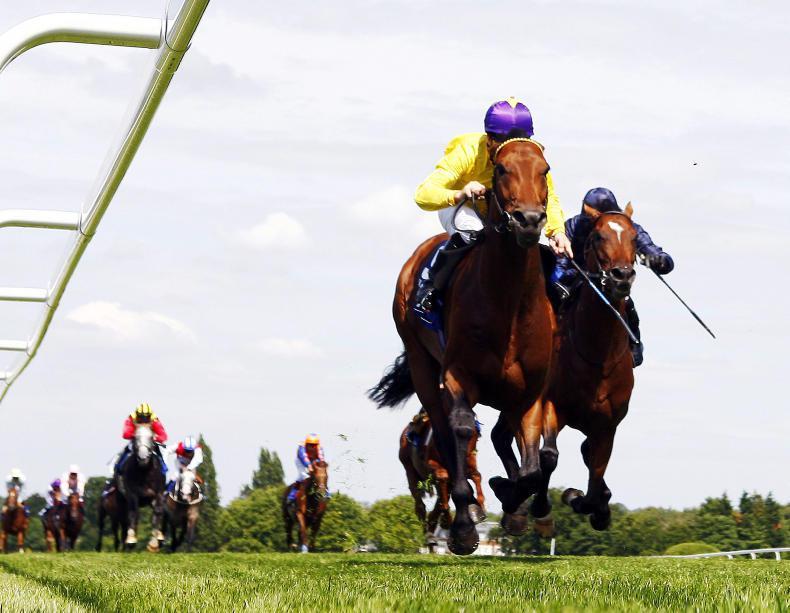 Eclipse drama surpasses the Derby
