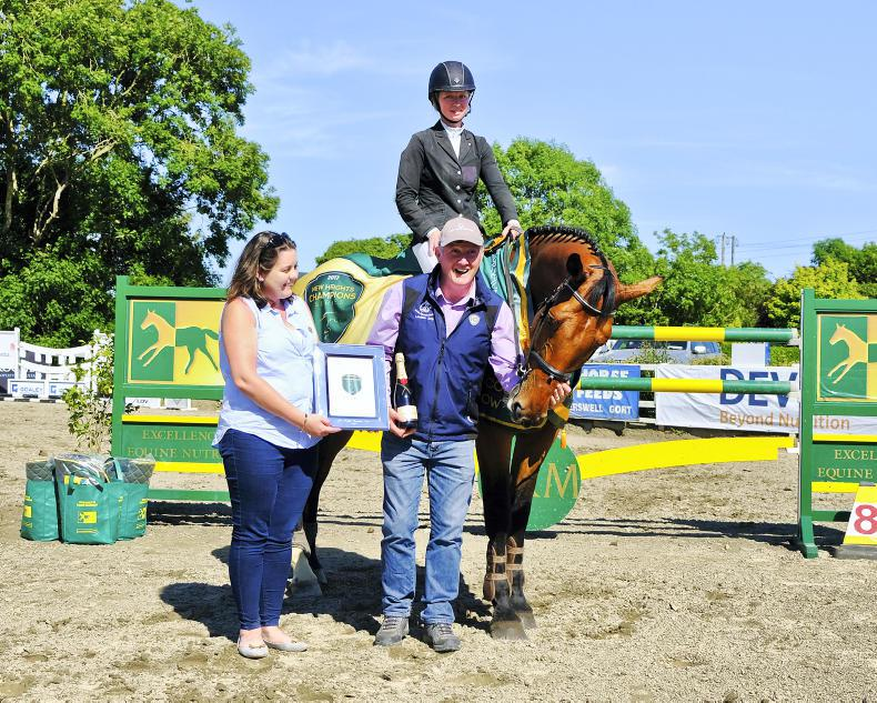 AROUND THE COUNTRY: Loughnavatta Indigo gifts Phelan with first 1.50m victory