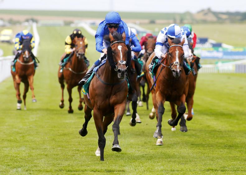 BRITAIN: A Parfait start for favourite backers