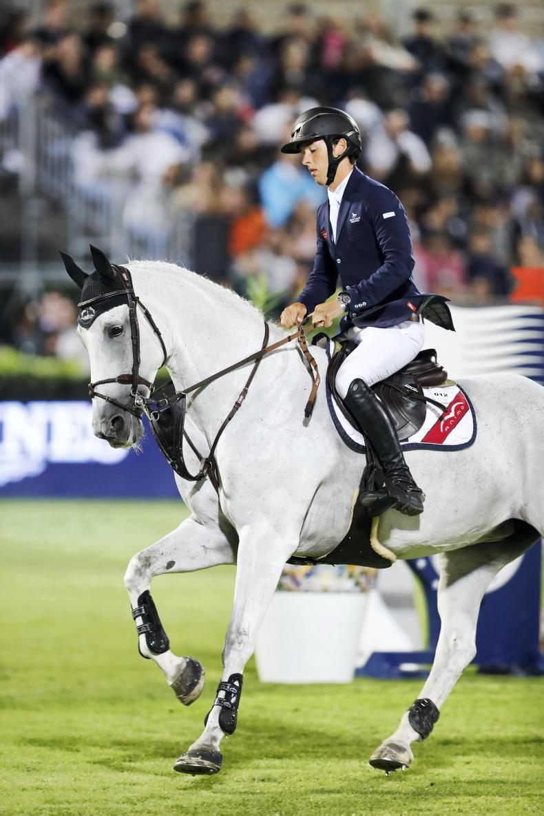 INTERNATIONAL: Allen and Molly fourth in GCT