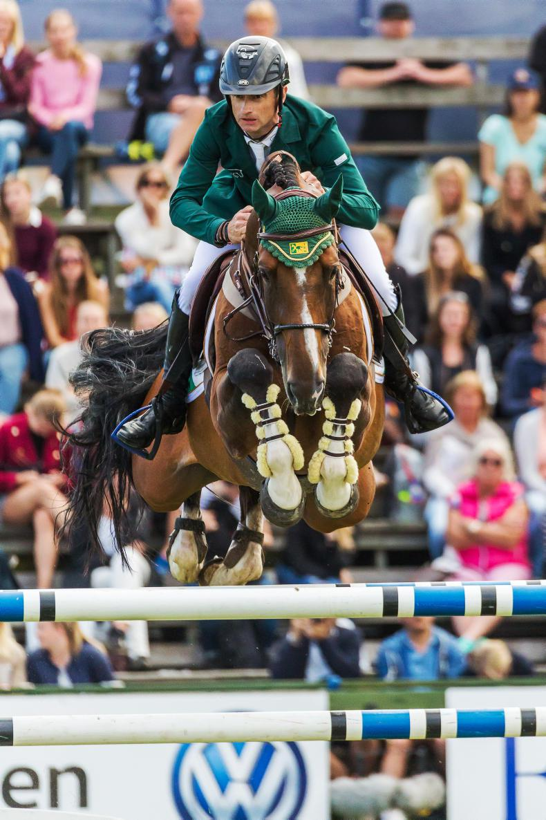 Brilliant Irish third in Falsterbo