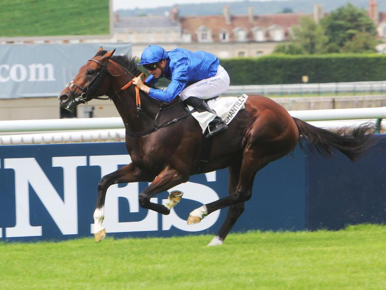 FRANCE: Inspired Soumillon allows Thunder to roll