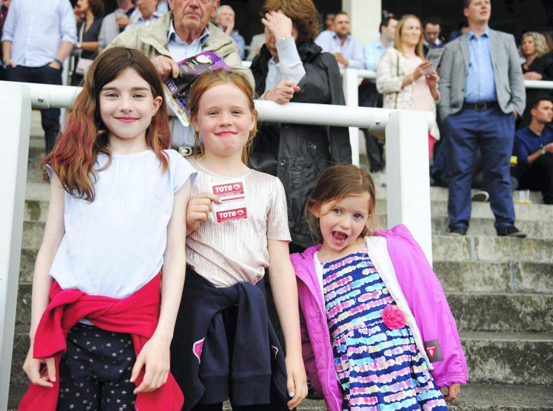 No more Tote bets for kids at the races