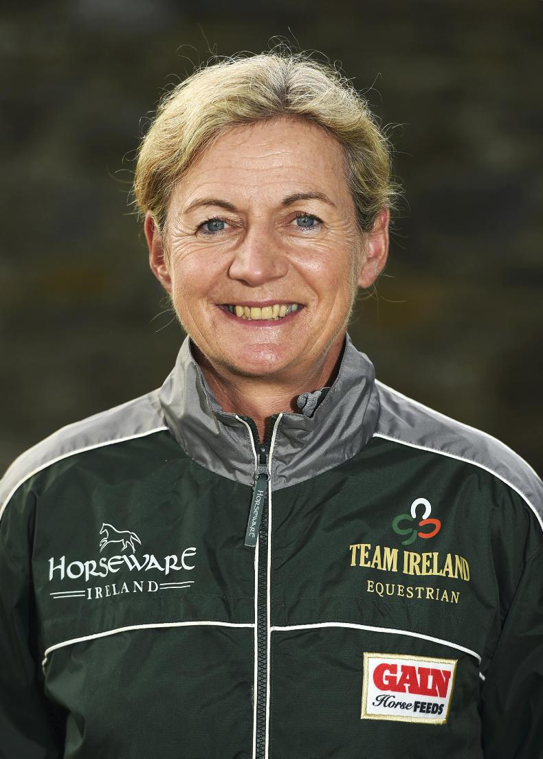 EVENTING: Irish team named for Aachen Nations Cup