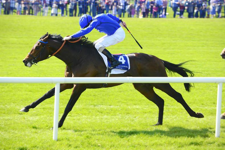 Moonlight Magic shines brightest in Meld Stakes