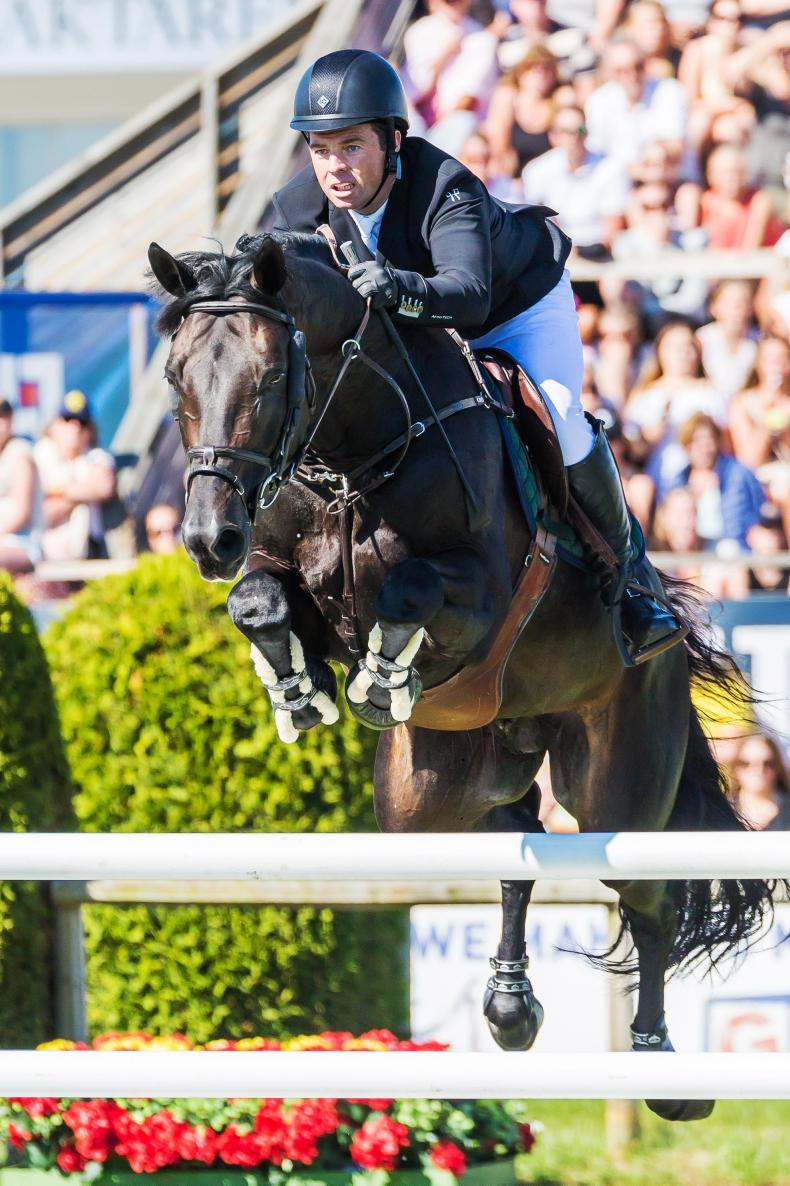 O'Connor scores second Aachen win
