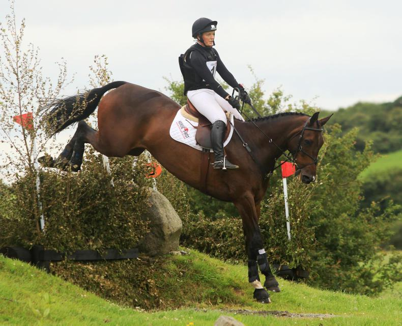 EVENTING: Worthwhile trip north for Power