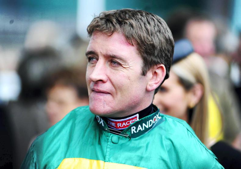Barry Geraghty comeback imminent