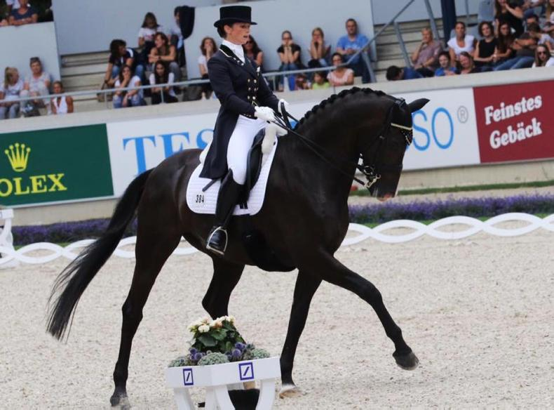 New Irish record for Judy Reynolds and Vancouver K in Aachen