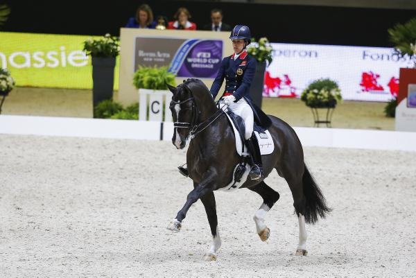 British Valegro back at the top