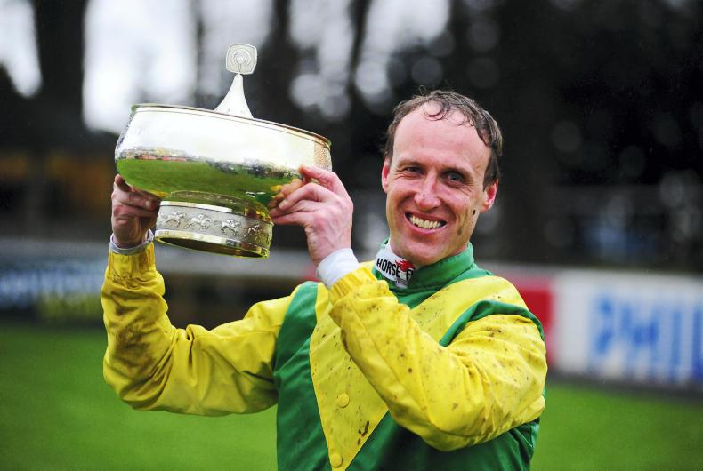 Gold Cup hero Robbie Power facing layoff after Sligo fall