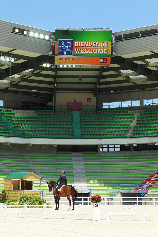 World Equestrian Games: The Normandy connection