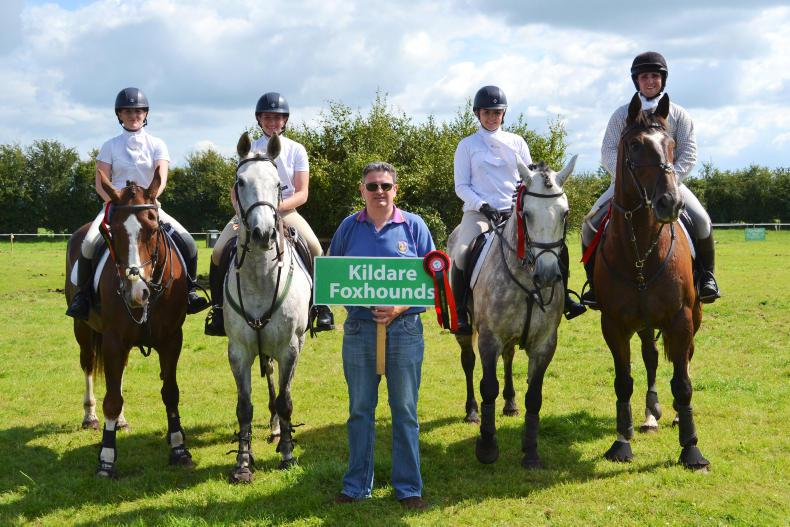 AROUND THE COUNTRY:  Kildare hunt come out on top in thrilling final