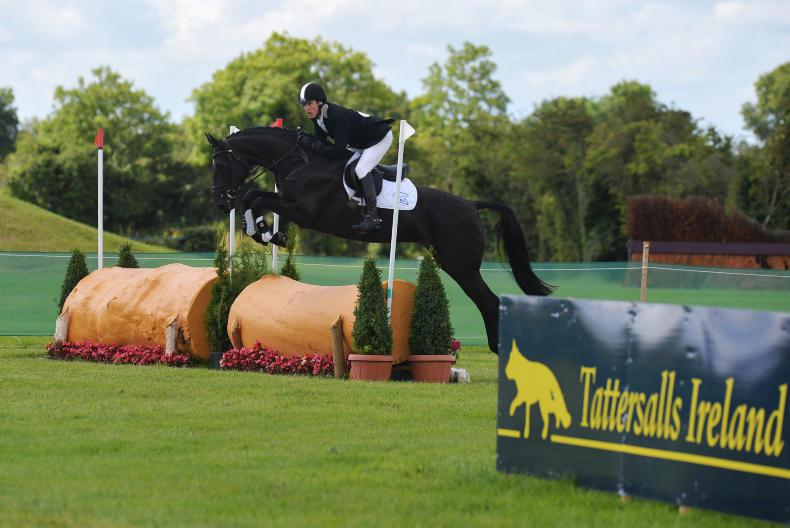 TATTS JULY SHOW:  Burghley qualifier proves a hit