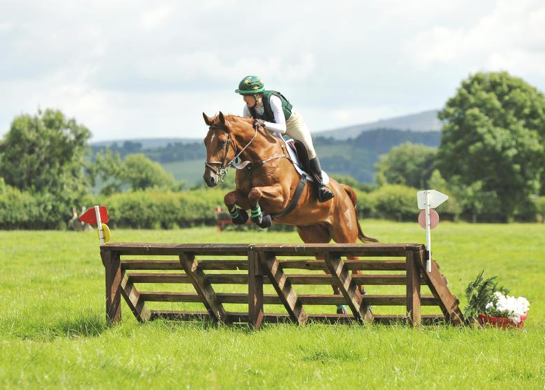 EVENTING: Cassells has a Diamond