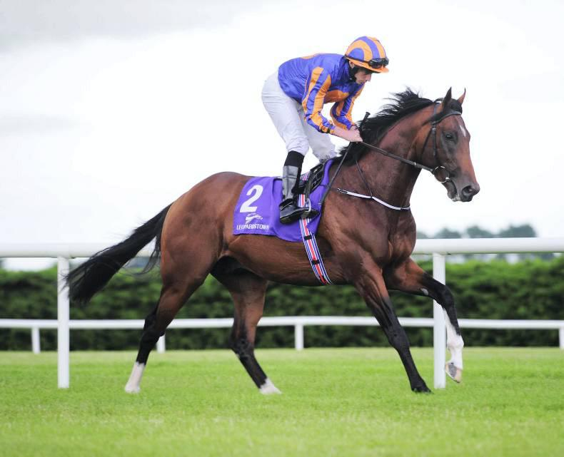 Churchill stands Sussex Stakes ground