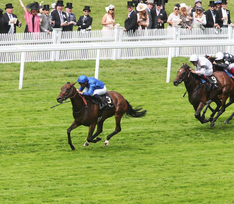FRENCH PREVIEW: Usherette can take high quality Rothschild