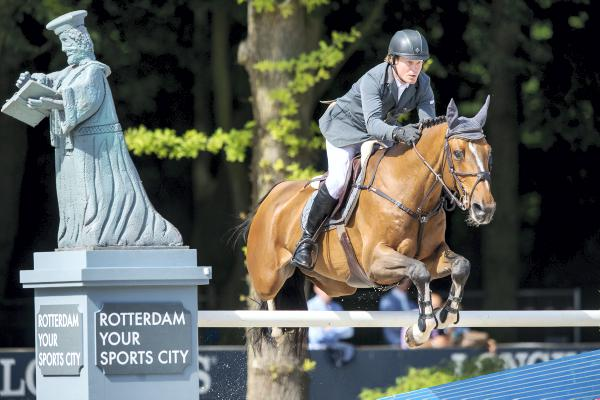Living my dream: Cameron Hanley - Awe in Aachen