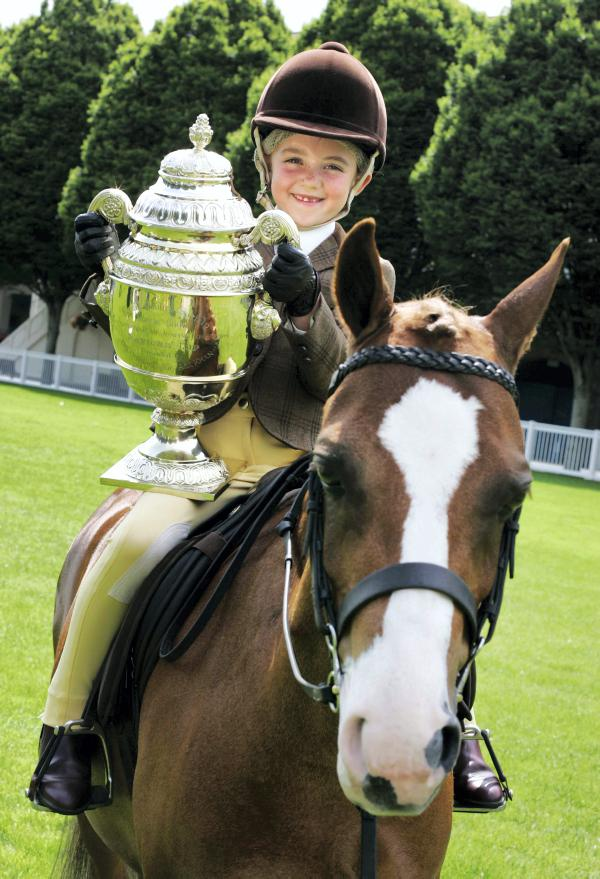 Entries up for Dublin Horse Show