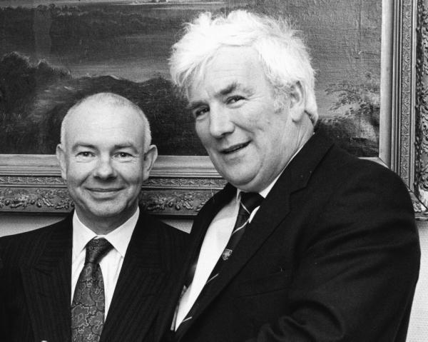 Renowned course designer Paul Duffy passes away