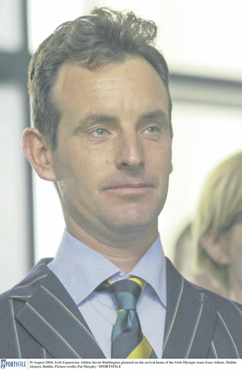 INTERNATIONAL:  Double joy for Babington