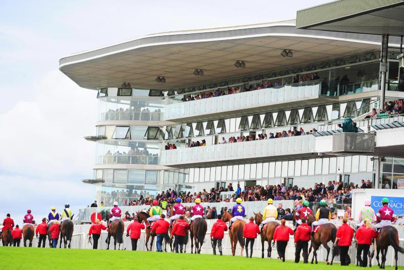 FREE €10 matched bet for the Galway Races in this week's The Irish Field