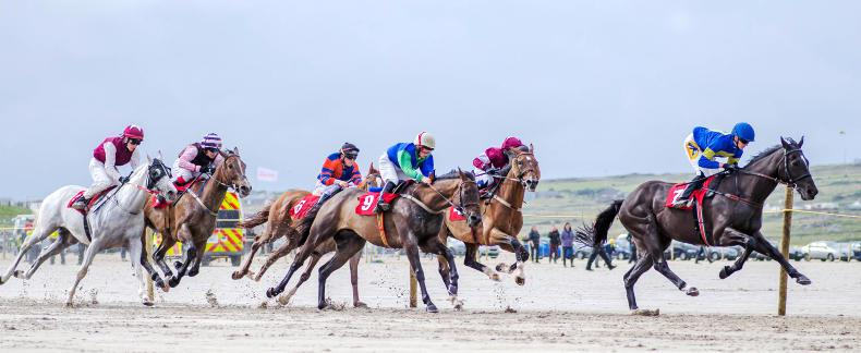 PONY RACING:  Omey success for Coen and Ewing
