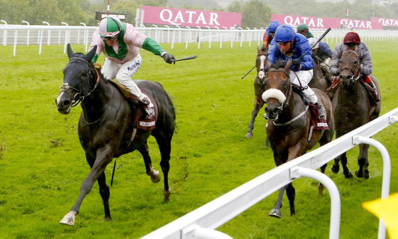 GLORIOUS GOODWOOD:  Here Comes a shock winner