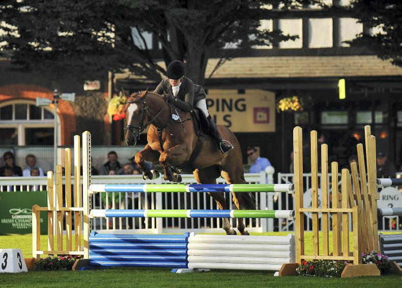 DUBLIN HORSE SHOW 2017: Murphy seeks more Fun with Shirsheen