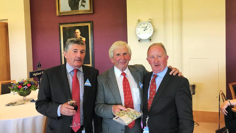 Irish breeders celebrated at Ascot