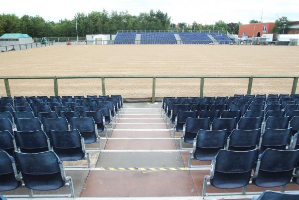 Pressure on for RDS stand space