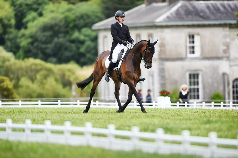 CAMPHIRE INTERNATIONAL:  Riders praise perfect ground and courses