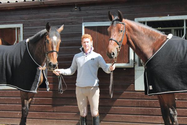 Stable Tour: Taking the plunge