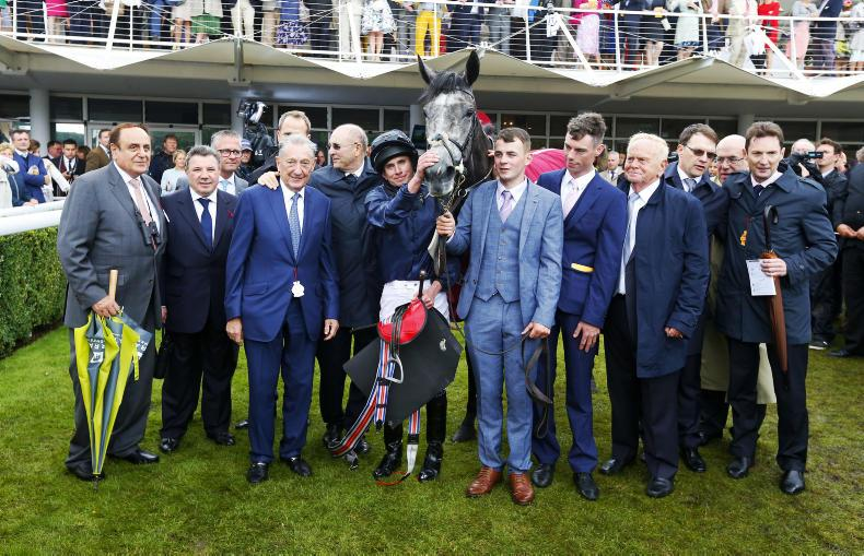 GOODWOOD THURSDAY: Winter ground fails to stop wonder-filly