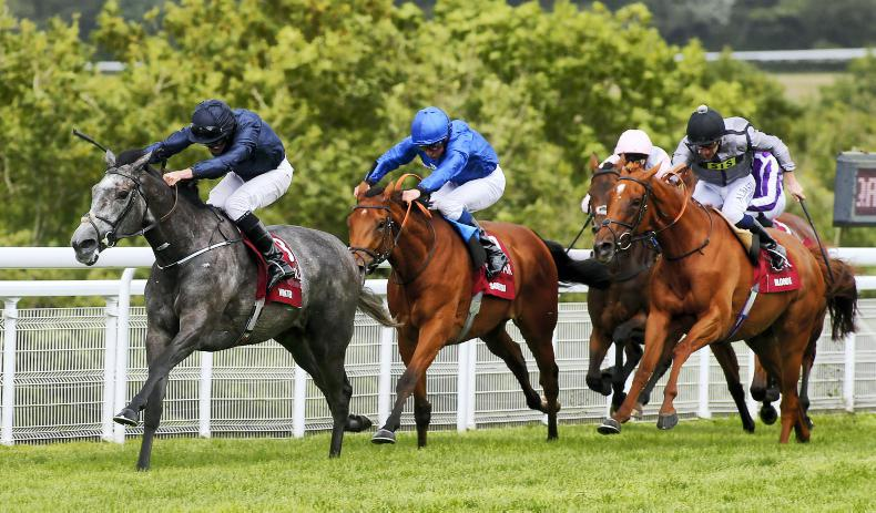 Aidan O'Brien in Winter wonderland with Nassau Stakes success