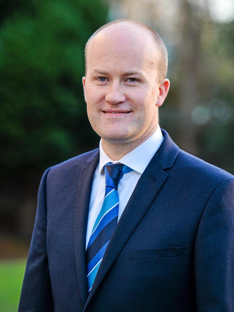 Paul Dermody joins HRI senior management team