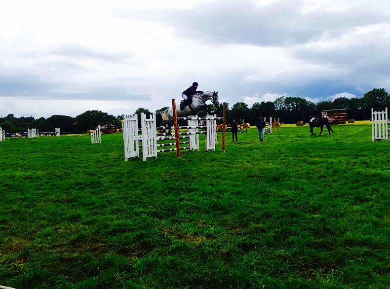 PONY TALES: Sean wins the day at Clonroche Gymkhana Pittsburgh