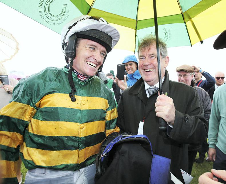 Barry Geraghty shines on Riviera Sun to claim Blazers