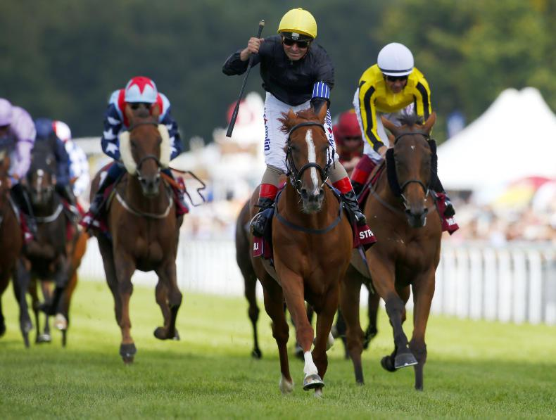 GLORIOUS GOODWOOD: Stradivarius plays winning tune