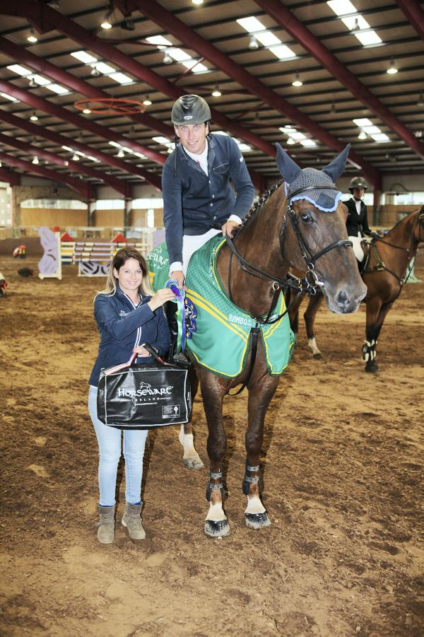 Decisive win for Curran and New World