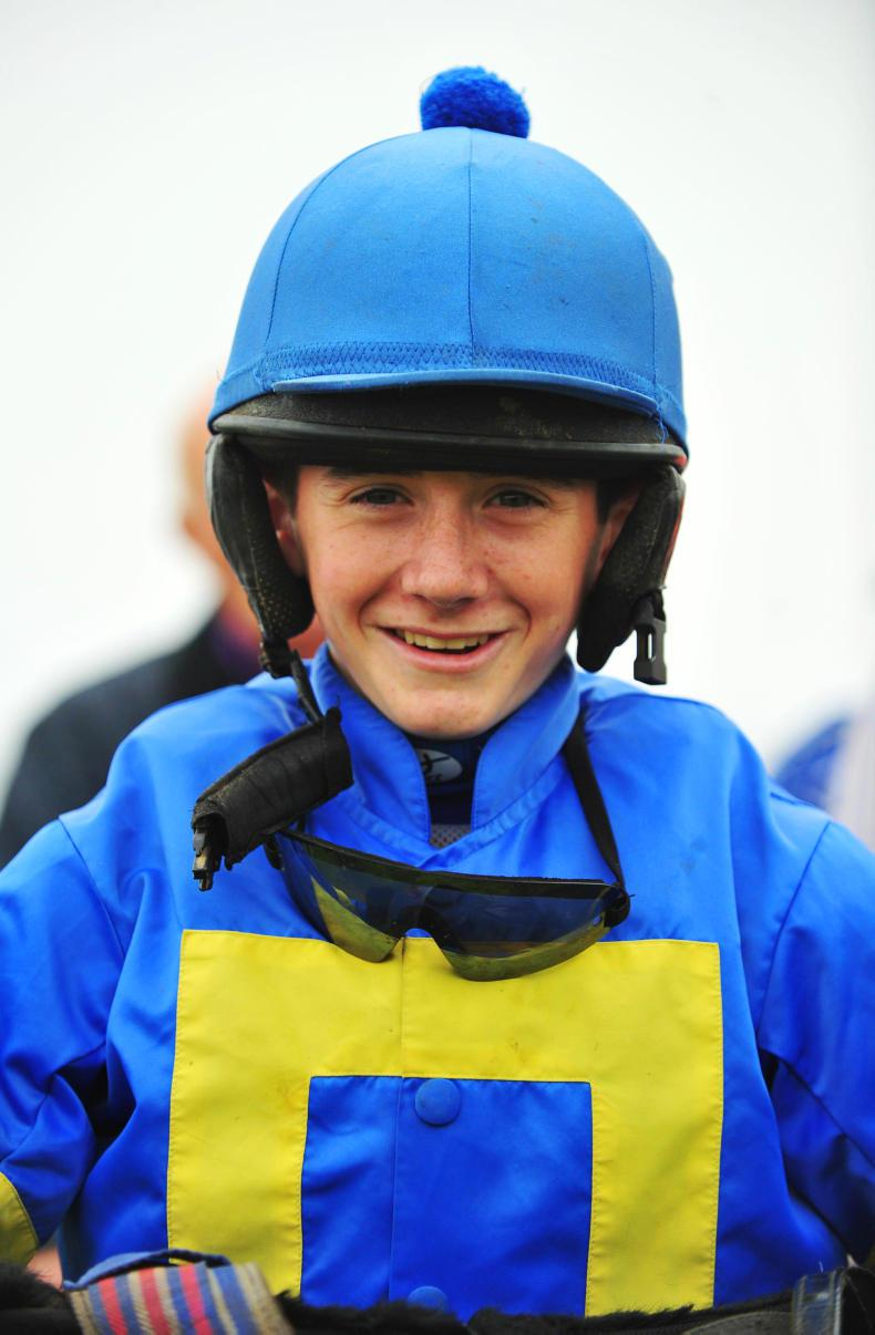 HORSE & PONY RACING:  O'Connor takes riding honours