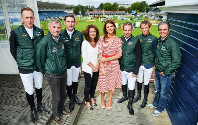 Irish Show Jumping team named for Friday's Aga Khan